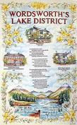 Wordsworth's Lake District Tea Towel - William Wordsworth