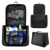 Zantec Fashion Multi-function Travel Package Bag Wash Bag Toiletry Bag Organiser Black