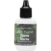 Stick ItKen Oliver Colour Burst Powder-Terre Verte, Other, Multicoloured