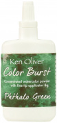 Stick ItKen Oliver Colour Burst Powder 6gm-Phthalo Green, Other, Multicoloured