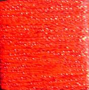 Christmas Craft Metallic Decorative Thread - 10mtrs red