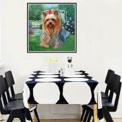 DIY 5D Diamond Embroidery Painting Animal Cross Stitch Craft Home Wall Gift Decor by ZJENE