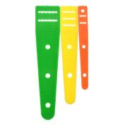 YNuth Set of 3pcs Elastic Tape Threader Width 6mm 11mm 16mm