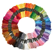 Skeins Embroidery Floss Cross Stitch Thread