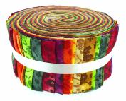 Fabric Freedom Melody 1 Freedom Roll, 100% Cotton, Multicoloured, 13 x 13 x 7 cm