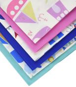 Fabric Freedom Nautical Fat Quarter Bundle, 100% Cotton, Multicoloured, 13 x 13 x 2 cm