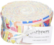 Fabric Freedom Under the Sea Pastel Freedom Roll, 100% Cotton, Multicoloured, 13 x 13 x 7 cm