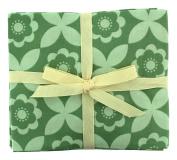 Fabric Freedom Blooms Fat Quarter Bundle, 100% Cotton, Multicoloured, 13 x 13 x 2 cm