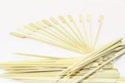 RMB® Saddle Mud 100 Bamboo Skewers Approximately 20 cm for Decorating Buffett