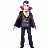 Morrisons Halloween Dracula Costume, 9 to 10 Years