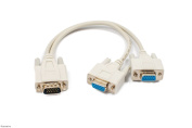 2 Way VGA Splitter Cable