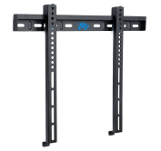 Mounting Dream MD6120-02 Low Profile Fixed TV Wall Mount Bracket for Most 26-55 Inch LED, LCD and Plasma TVs up to VESA 400 x 400mm and 30 KG (66 LBS) Loading Capacity