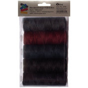"""'""""Classic Set High-Performance Sewing, 5 SPOOLS 500 m no. 120 Polyester Sewing Thread) Umspinnungs Two Ply, 2753"""