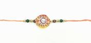 Traditional Mauli Design and Beading – Rakhi Thread/Rakhi Bracelet/Bhaiya Series