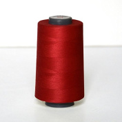 Sewing Thread 5000 Metres (5.468 Yards) Red