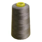Bluelans® Grey Overlocking Sewing Machine Polyester Thread 3000 Yards Cones