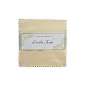 Fabric Freedom Powder Shades Freedom Charm, 100% Cotton, Multicoloured, 13 x 13 x 1.5 cm