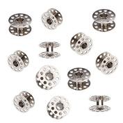 RuiChy 20pcs Metal Bobbin Spool for Home Sewing Machine
