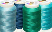 "Multitalent® 40 Maschine Embroidery Thread ""Ocean"""