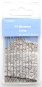 TSL 10 Long Darning Needles, Silver