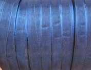50Yards (45.5 Metres) of 10mm Organza Ribbon - Choice of Colours - 1st4Beads (TM) (Navy Blue