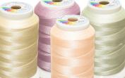 Multi Talent® Machine Embroidery Threads Vintage Kit 4 x 1000 m