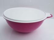 Tupperware Peng Maximilian Mixing Bowl Germ Dough 7.5 Litre Pink/Fuchsia/Dough Bowl with Lid