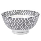 Kuro Salad Bowl 27 cm Porcelain