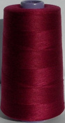 5000m Polyester Overlocker & Sewing Machine Thread Choice Colours Best Quality - Maroon - 155