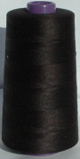 5000m Polyester Overlocker & Sewing Machine Thread Choice Colours Best Quality - Black - 103