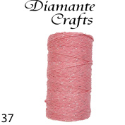 Bakers Twine 12 Ply / 2mm 100 Yard Spool Choice of 38 Colours Only 5p per metre