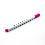 Cross Stitch Needlework Tools Water Erasable Pens Ink Marker Pen Hot Pink