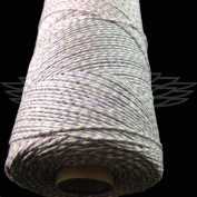 1 Metre, HIGHLAND HEATHER BEAUTIFUL BAKERS TWINE 100% COTTON 2mm 2 PLY MADE IN THE UK - STRING CORD CRAFT PAPER - FREE UK DELIVERY