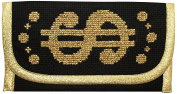 Duftin 90001-AZ14 Counted Embroidery Smartphone Case / 12.5 x 6.5 cm / Gold
