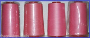 Bright Pink Quality Double Satin Ribbon 1 metre X 35 mm For £1.25
