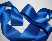 Royal Blue Quality Double Satin Ribbon 3 metres X 3mm For £1.25