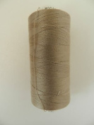 Always Knitting And Sewing Coates Moon Spun Polyester Sewing Thread 1000 Yards, Brown/beige No 41