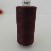 Always Knitting And Sewing Coates Moon Spun Polyester Sewing Thread 1000 Yards, Dark Purple No 23
