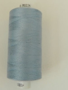 Always Knitting And Sewing Coates Moon Spun Polyester Sewing Thread 1000 Yards, Pale Blue No 229