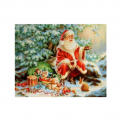 ChengYa 2017 New Christmas Series 5D Diamond Embroidery DIY Painting Cross Stitch for Home Decoration Forever in Love