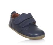 BOBUX - Blue shoe made of leather, Step up model, Child, Baby Boy