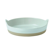 Royal Doulton Small Serving Dish, Porcelain, White, 21.4 x 15.4 x 22.2 cm