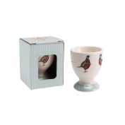 CGB Giftware Holly House Pheasant Egg Cup (One Size)