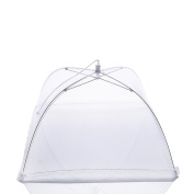 XinXin Kitchenware Food Cover Tent,Outdoor Tabletop Food Cover,Breathable, Foldable,Open The Size : 36*36*18CM