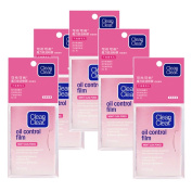 Oil Control Film Blotting Paper, Clean & Clear Grapefruit Oil-absorbing Sheets, Pink 50 Sheets