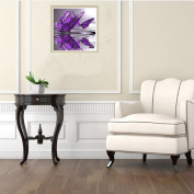 erthome Butterfly Flowers Diamond Embroidery 5D Diamond DIY Painting Cross Stitch Crafts for Family