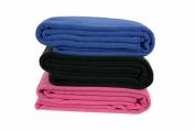 Zoeppritz Soft-Fleece Cover 160 x 200 cm plum 495