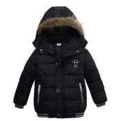 Winkey 1X Fashion Kids Boys Girls Winter Padded Coat Jacket Clothes