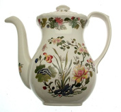 Adams Country Meadow Coffee Pot And Lid 19 cms