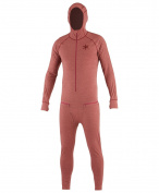 Airblaster Men's Merino Hooded Outdoor Base Layer Ninja Suit